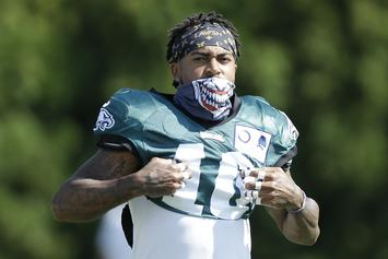 DeSean Jackson Says Goodbye To The Eagles