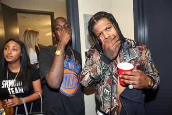 Bobby Shmurda & Rowdy Rebel Reunite For First Time Since Prison Release