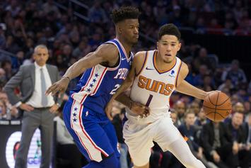 NBA Fans React To Devin Booker, Trae Young, & More All-Star Snubs
