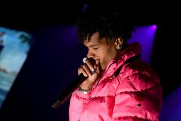 Lil Baby Previews Some New Music On IG: Watch