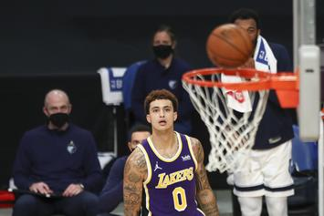 Kyle Kuzma Comments On Being Demoted To The Bench