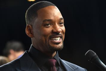 Will Smith Says He'll Consider Running For President In The Future