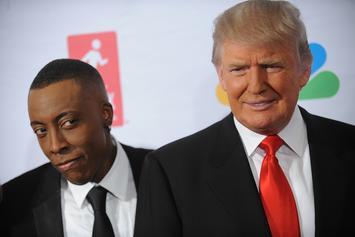 Arsenio Hall Hilariously Recalls Trump Being Upset That He Wasn't Mentioned In Interview