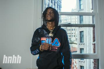 OMB Peezy Arrested For Alleged Role In Roddy Ricch & 42 Dugg Video Shooting: Report