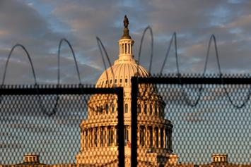 """March 4 """"True Inuaguration Day"""" Conspiracy Prompts Boost In US Capitol Security"""