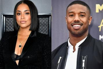 "Lauren London & Michael B. Jordan Star In ""Without Remorse"" Trailer"