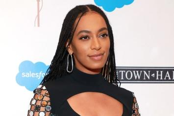 "Solange Was ""Fighting For Her Life"" Facing Health Issues During ""When I Get Home"""