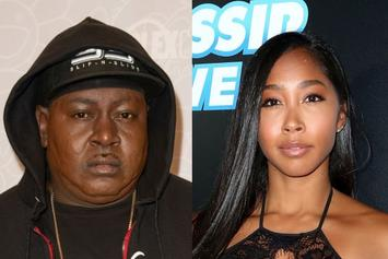 "Trick Daddy Playfully Shoots His Shot With Apryl Jones: ""Very Fine Eye Candy"""