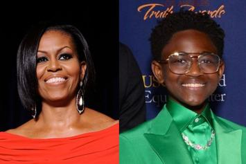 "Michelle Obama Is ""So Proud"" Of Zaya Wade: ""Just An Amazing Role Model"""