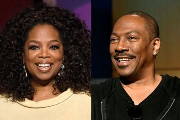"Oprah Winfrey Didn't Know Eddie Murphy Portrayed Multiple Characters In ""C2A"""