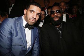 Drake & Rick Ross Allegedly Releasing A Joint Album