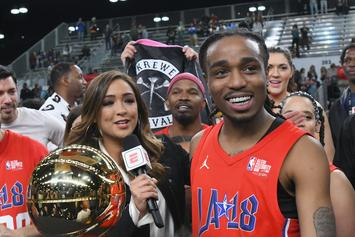 Quavo Says He's The Best Basketball Player In Hip-Hop, Sheck Wes Reacts