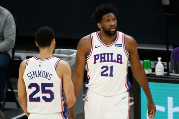 Joel Embiid & Ben Simmons Forced Into COVID Protocol Before All-Star Game