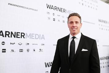 """Chris Cuomo Jokes He's """"Black On The Inside"""" While Speaking With Don Lemon"""