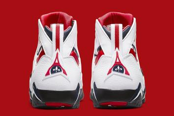 PSG x Air Jordan 7 Coming Soon: Official Images & Release Date