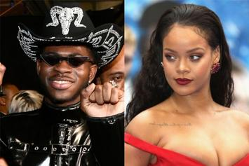 """Lil Nas X Shares Rihanna Zoom Call, Says It Was A """"Top 5 Moment"""" In His Life"""