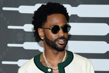 "Big Sean's Iced-Out ""Don Life"" Chain From Eliantte Is Jaw-Dropping"