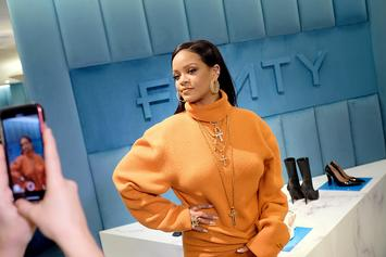 Rihanna Targeting Fenty Hair Business With New Trademark