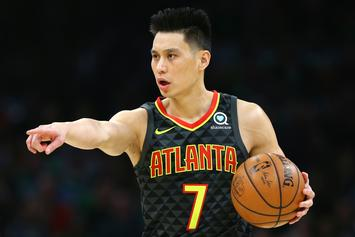 "NBA G League Identifies Culprit That Called Jeremy Lin ""Coronavirus"""