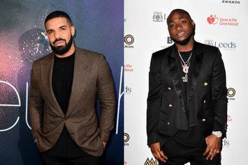Drake & Davido Get Fans Hyped For Possible Collab