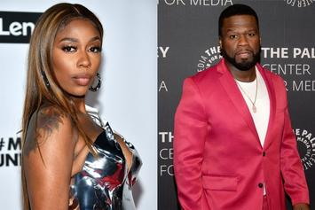 """Kash Doll Throws Lavish """"Kash Bash"""" Hosted By 50 Cent To Celebrate Her Birthday"""