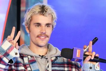 "Justin Bieber Premieres Unreleased Song ""Peaches"" On NPR Tiny Desk Concert"
