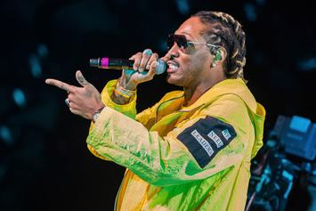 """Future's """"March Madness"""" Goes Double Platinum"""