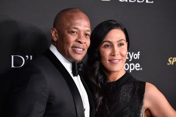 """Dr. Dre's Ex-Wife Claims He """"Knocked [Her] Out Cold"""" While Drunk"""