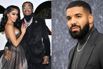 """Twitter Erupts With Drake Memes After Saweetie Tells Quavo To """"Take Care"""""""