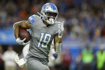 Star WR Kenny Golladay Agrees To 4-Year, $72 Million Deal With Giants