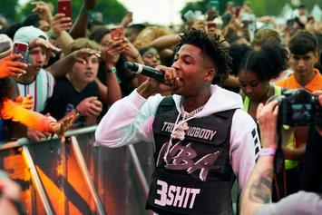 "NBA YoungBoy Worries Fans After Saying He Feels ""Lost"""