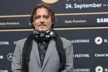Johnny Depp's House Broken Into By Homeless Man