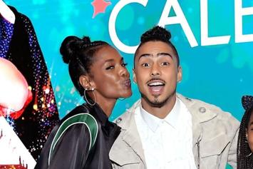 """Quincy Honors """"First Lady Of Hip Hop"""" Mom Kim Porter For Women's History Month"""