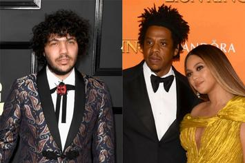 Benny Blanco Tells Awkward Story About Kissing Beyoncé In Front Of Jay-Z