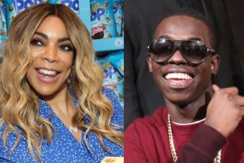 Wendy Williams Takes Aim At Bobby Shmurda & Says He'll Be In Jail By Summer