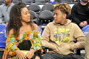 Naomi Osaka Shares Heartwarming Post About Cordae Flying To See Her U.S. Open Win