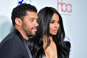 """Russell Wilson Says He Knew He Needed Ciara After Watching """"Ride"""" Music Video"""