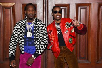 Offset's Baby Mama Defends Quavo After Saweetie Altercation