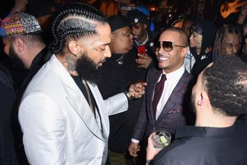T.I. Returns With Thoughtful Tribute To Nipsey Hussle