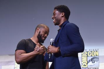 "Ryan Coogler: Chadwick Boseman ""Wouldn't Have Wanted Us To Stop"""