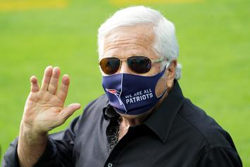 Robert Kraft Explains Why The Patriots Let Tom Brady Go
