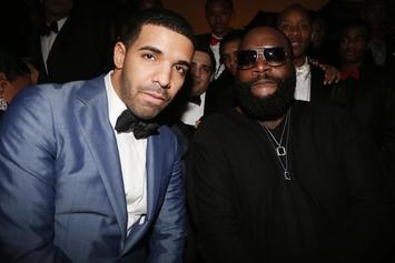 Rick Ross Breathes Life Into Drake Joint Album Rumors