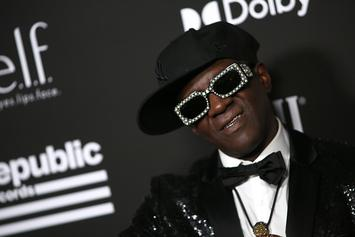 "Flavor Flav Mocks Boosie For Mistaken Identity Story: ""Boosie Can't F*ck With Me"""