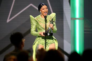 "Cardi B's ""Invasion Of Privacy"" Is The First Female Rap LP To Spend 3 Years On Billboard 200"