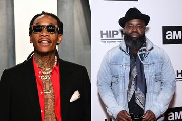 """Wiz Khalifa Praises Black Thought: """"One Of The Best Rappers To Ever Live"""""""