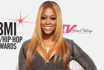 """Trina Talks About Doing A Verzuz With Lil Kim & Thriving Female MC Scene On """"BagFuel"""""""