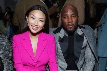 Jeannie Mai Explains Why She Threw Vows Into Pool After Marrying Jeezy