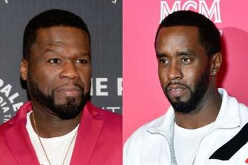 50 Cent Reacts To Rumors That Diddy Is Dating His BM Daphne Joy