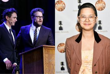 "James Franco Called A ""Sexual Predator"" And Seth Rogen An ""Enabler"" By Charlyne Yi"