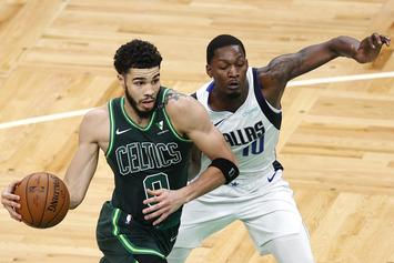 Jayson Tatum Comments On Massive 53-Point Performance